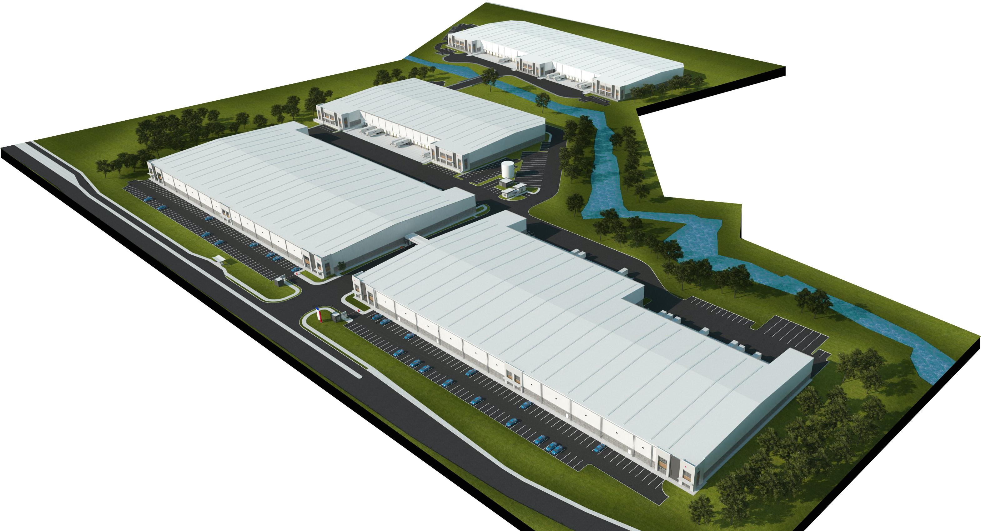 El proyecto se divide en 3 etapas que se construirán a partir del 2015 y hasta el 2017